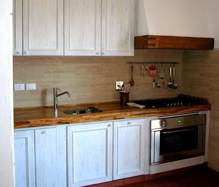 Beautiful piano cucina legno images ideas design 2017 for Piano cucina legno